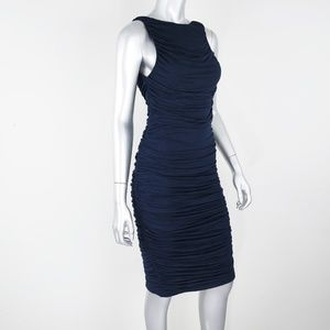 alice + olivia ∙ ruched tank bodycon dress